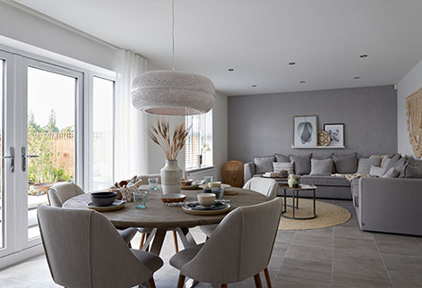 New Build Homes In West Yorkshire Strata