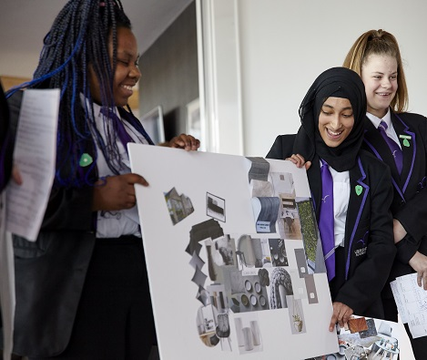 Inspiring Young Minds Through School Design Project