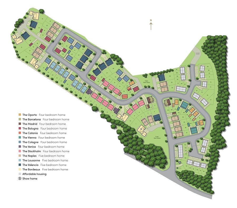 360 site plan