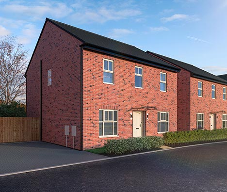 Adore | 4 - 5 Bedroom Homes in Green Hammerton
