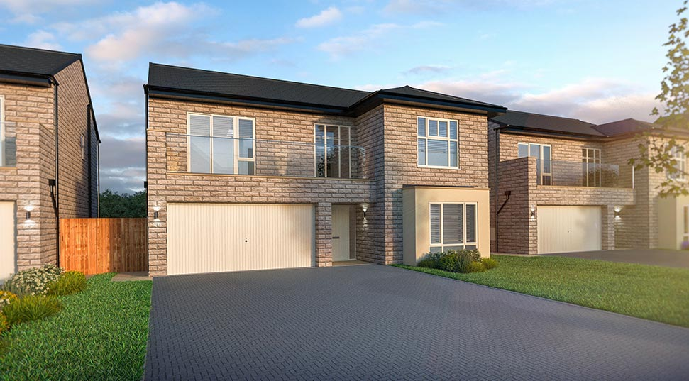 Lavish | 4 - 5 Bedroom Homes in Micklefield