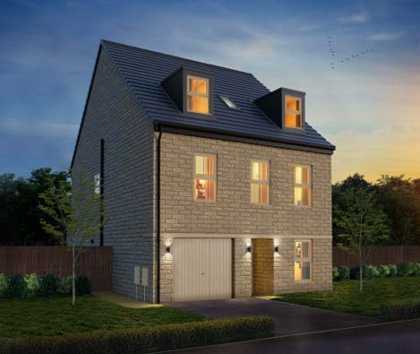 Attitude | 4 - 5 Bedroom Homes in Castleford