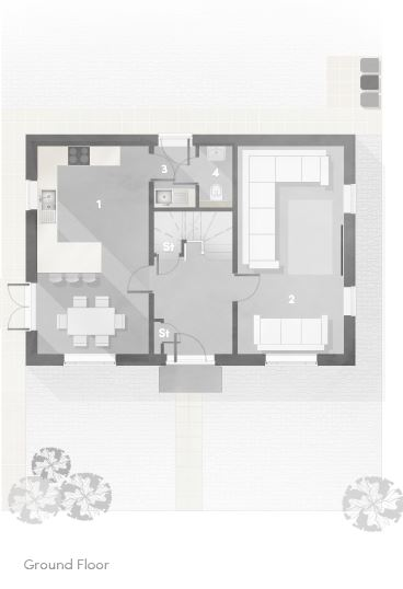Bologna floor plan