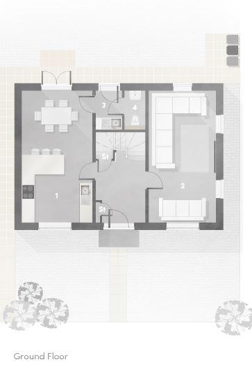 Catania floor plan