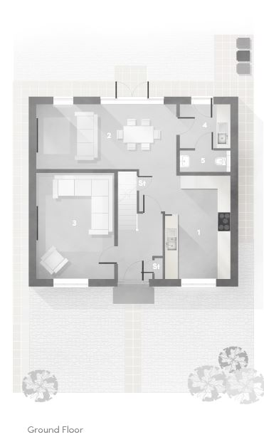 Cologne floor plan