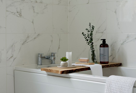 How to style your bathroom on a budget