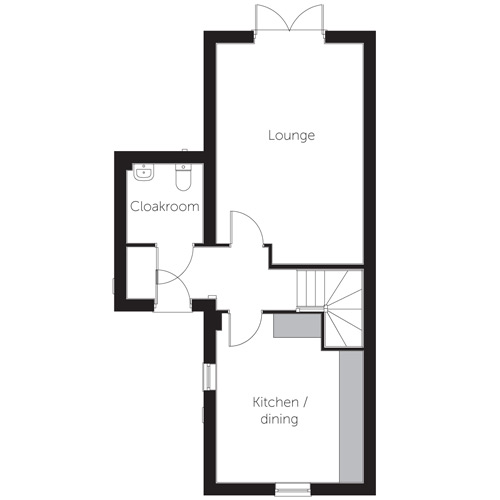 Quartz floor plan