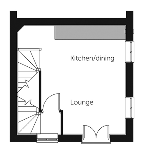 Livorno floor plan