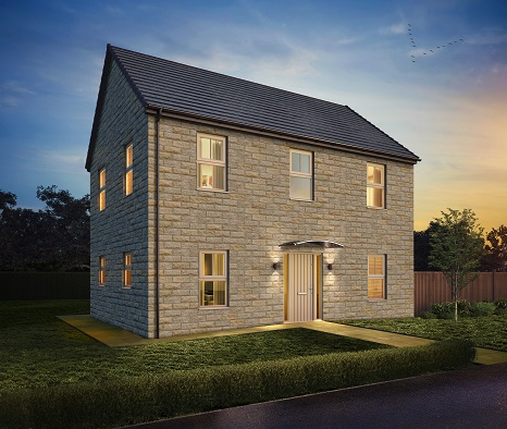 Chesterfield, 360, Bologna four bedroom detached home