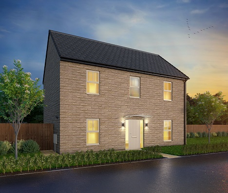 Chesterfield, 360, Catania four bedroom detached home