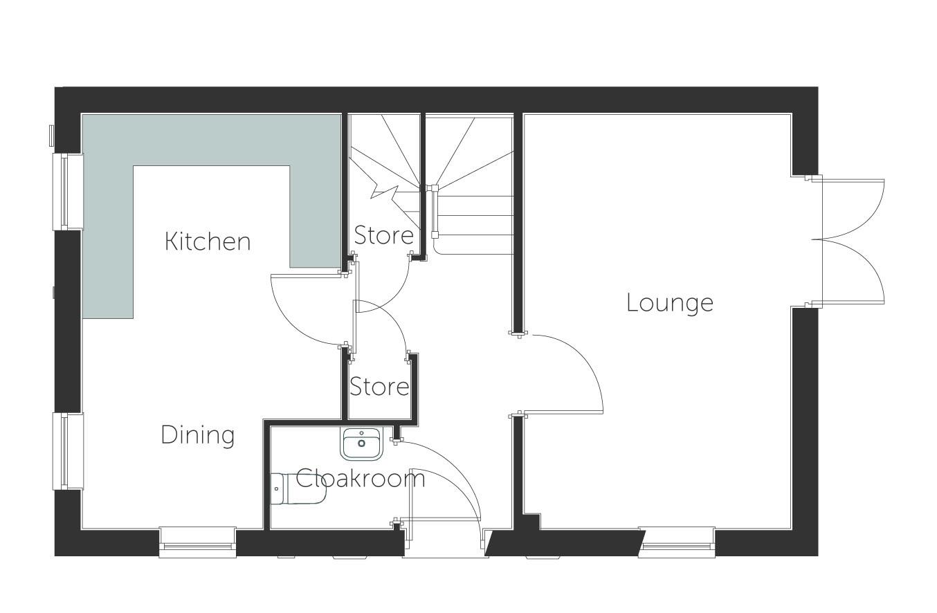 3 bedroom homes in mackworth  derby
