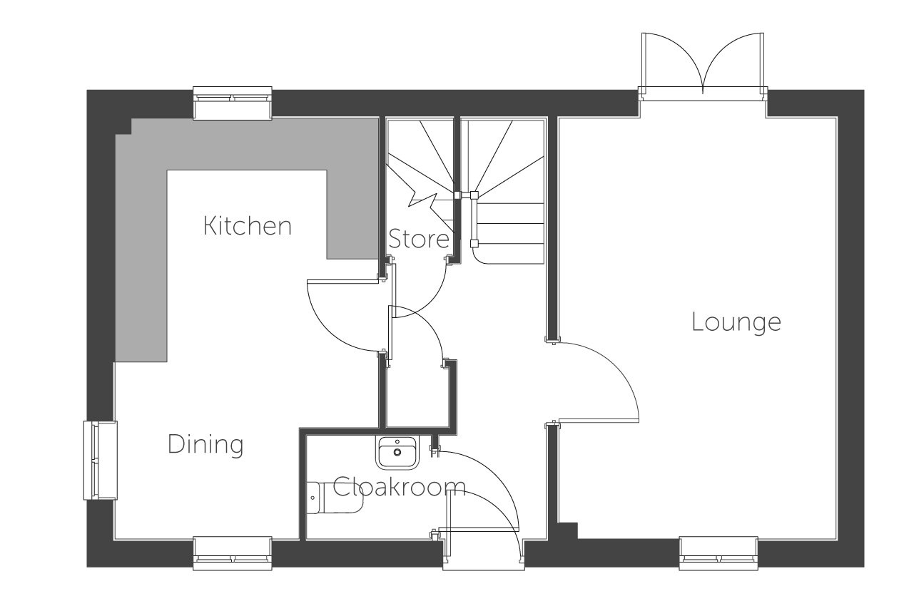 Sofia floor plan