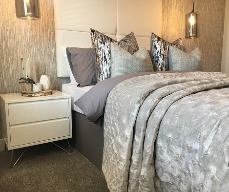 VIP EVENT MARKS LAUNCH OF INTRIGUE SHOW HOMES
