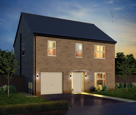 Chesterfield, 360, Stockholm four bedroom detached home
