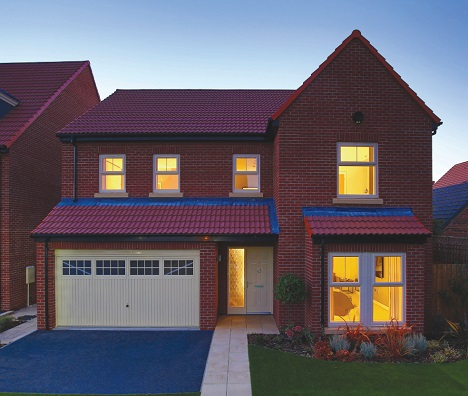 Sherburn in Elmet, Panache, Valencia five bedroom detached home