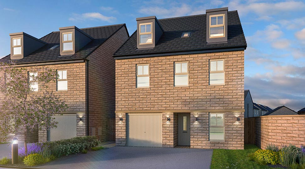 Finesse | 2 - 5 Bedroom Homes in Whinmoor