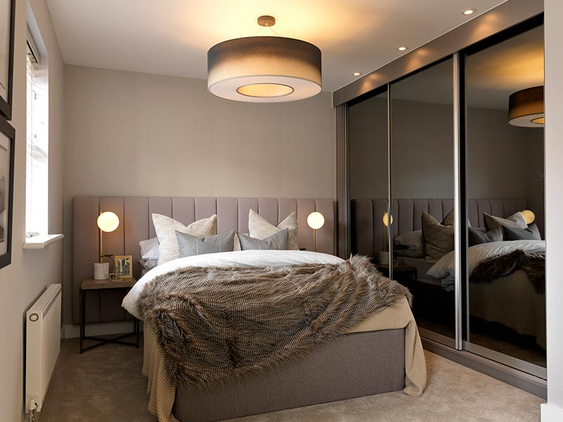 Strata Homes - Kudos - Bedroom 2