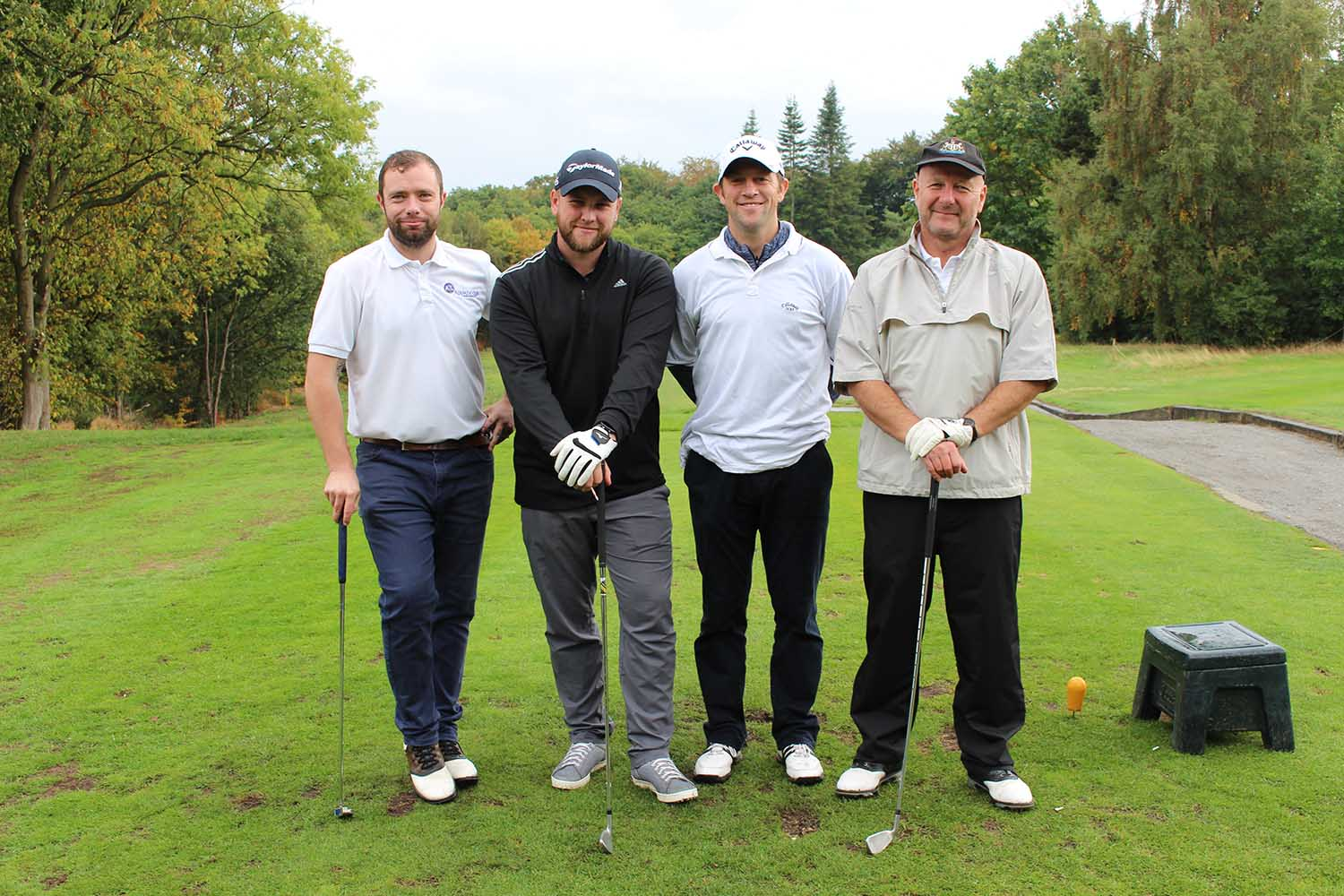 Charity Golf Day 2018