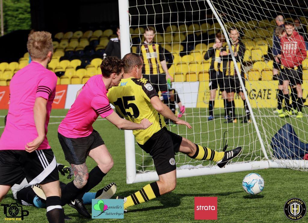 Harrogate Town Charity Football Tournament 2017