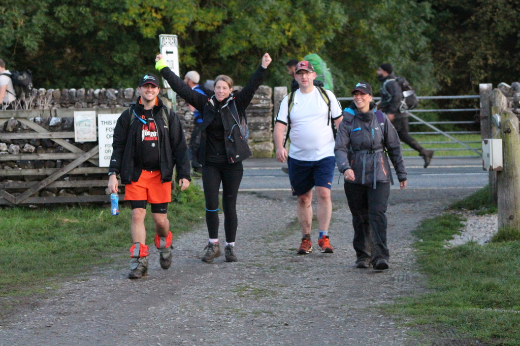 Three Peaks Challenge 2017