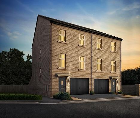 Ackworth, Pontefract, Elegance, Malaga three bedroom home