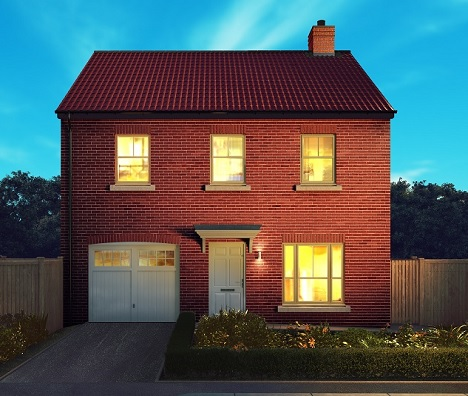 Doncaster, Dominion, Pearl four bedroom detached home