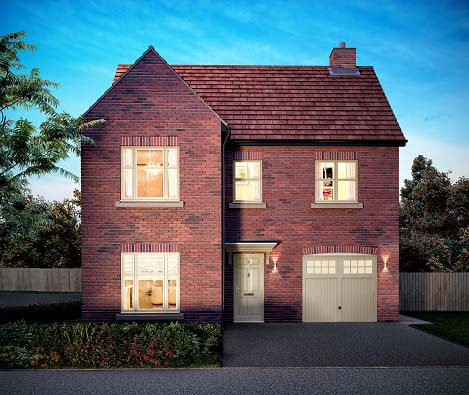 Destiny | 4 Bedroom Homes in Doncaster