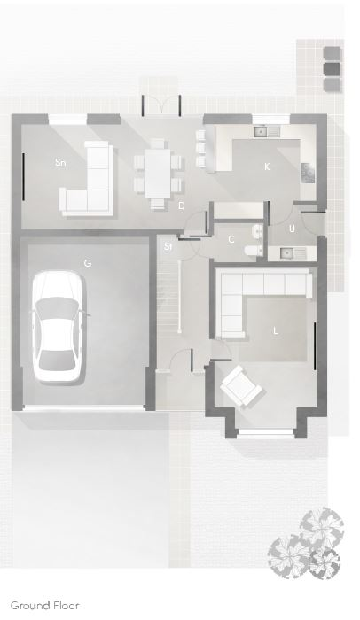 Valencia floor plan