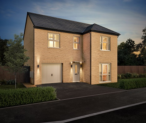 Leeds, Kudos, Venice four bedroom detached home
