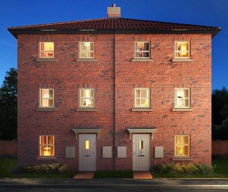 Ambition | 2 - 4 Bedroom Homes in Leeds