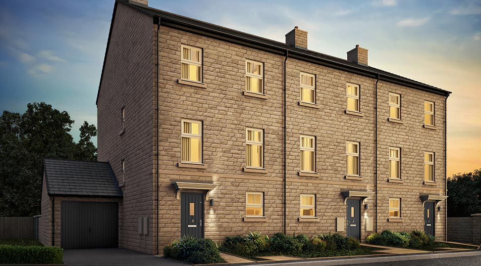Aura | 4 - 5 Bedroom Homes in Cleckheaton