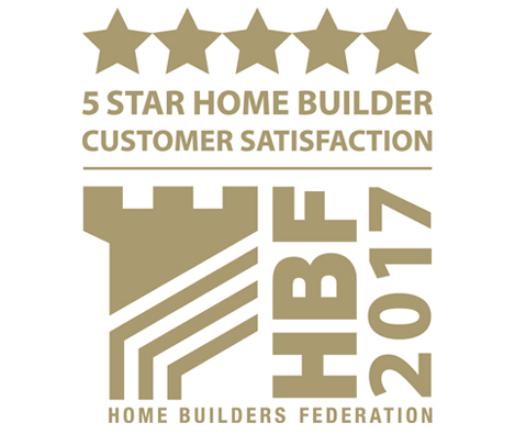 WE ARE FIVE STAR BUILDERS