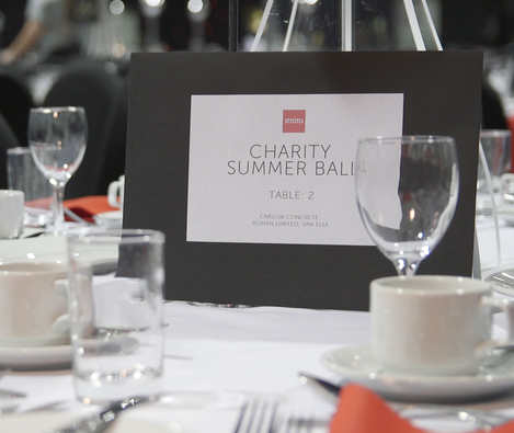 Charity Ball raises more than £57,000!