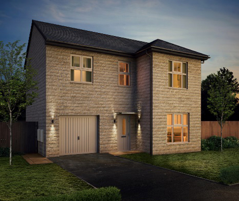 INTRIGUE BRINGS LUXURY NEW HOMES TO WAKEFIELD