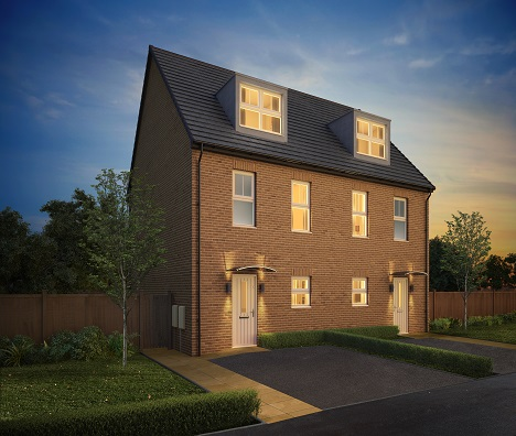 Leeds, Ambition, Rosas four bedroom semi-detached home