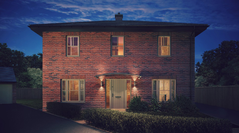 Epitome | 4 Bedroom Homes in Wakefield