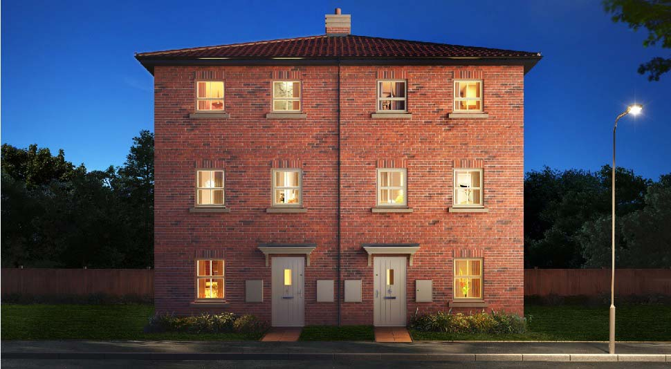Ambition | 2 - 4 Bedroom Homes in Leeds