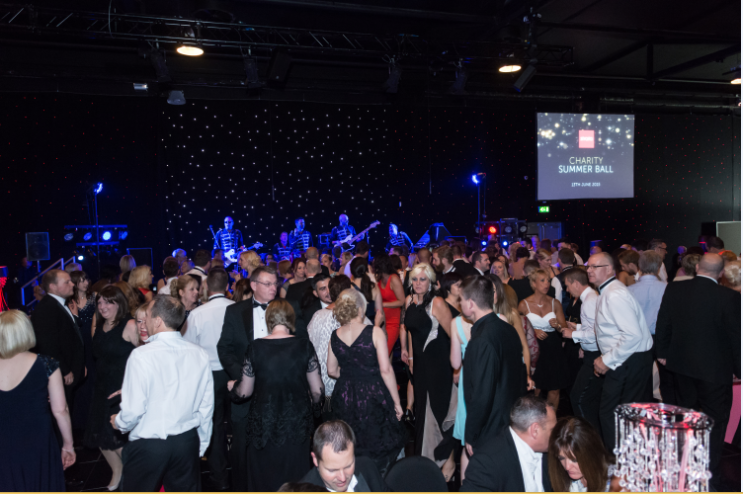Summer Ball raises more than £50,000 for When You Wish