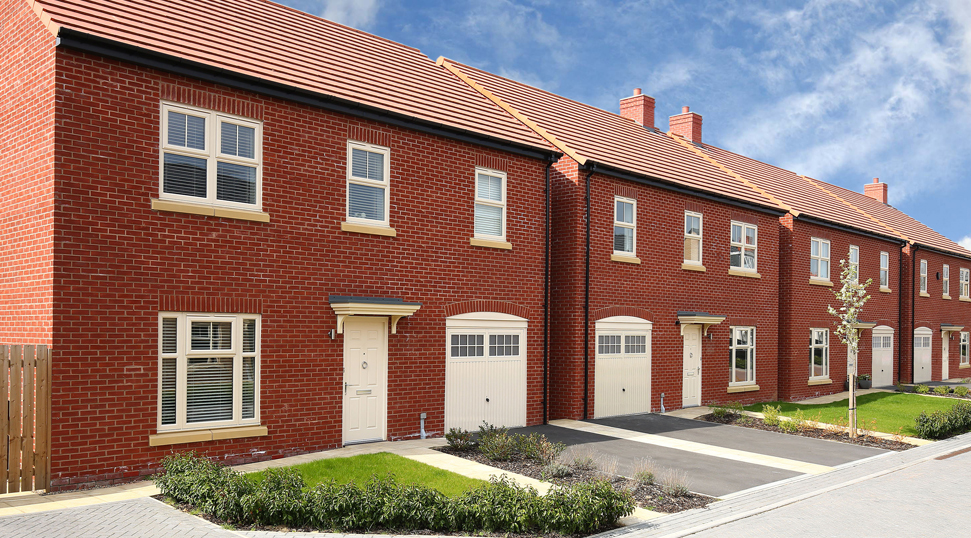 Help to Buy schemes help thousands buy a new home