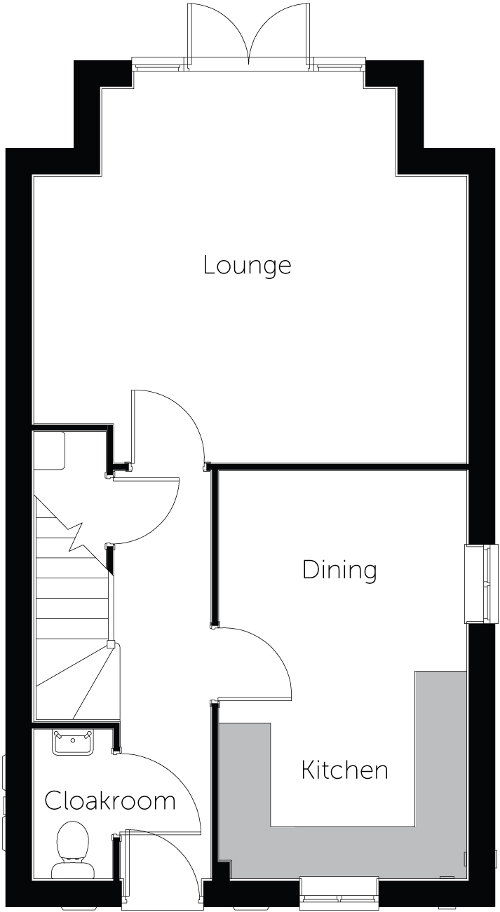Zurich floor plan