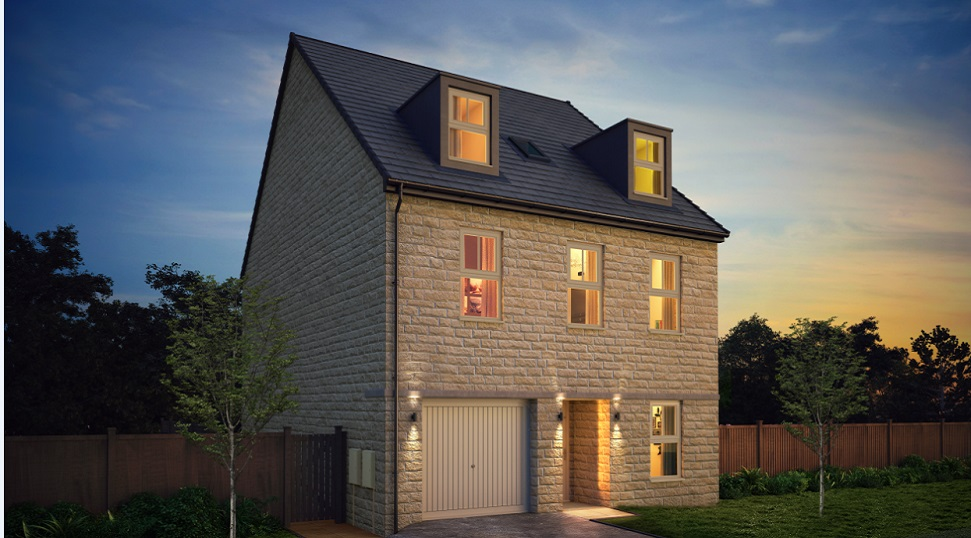 Kudos | 4 - 5 Bedroom Homes in Leeds