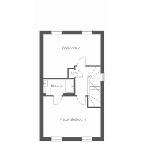 Vienna floor plan