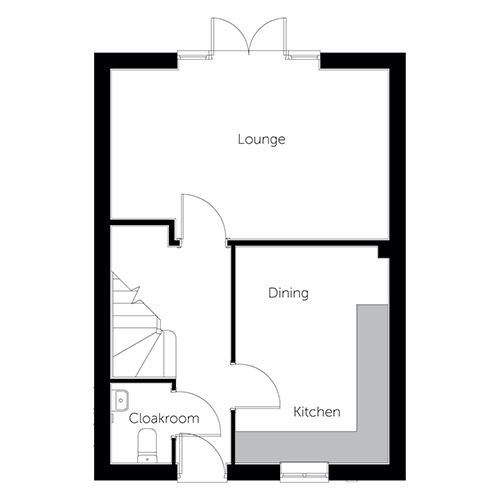 Pareti floor plan