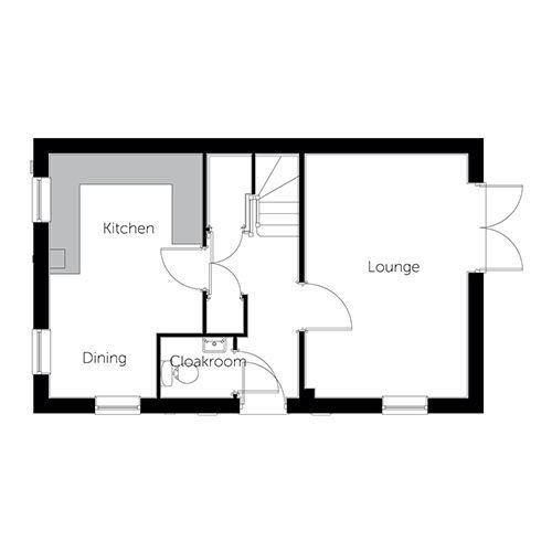Sassari floor plan