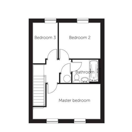Imola floor plan