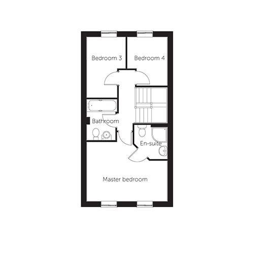 Tivoli floor plan