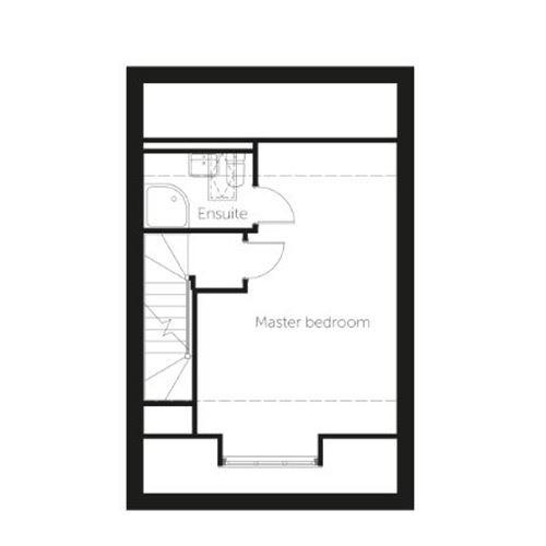 Rosas floor plan