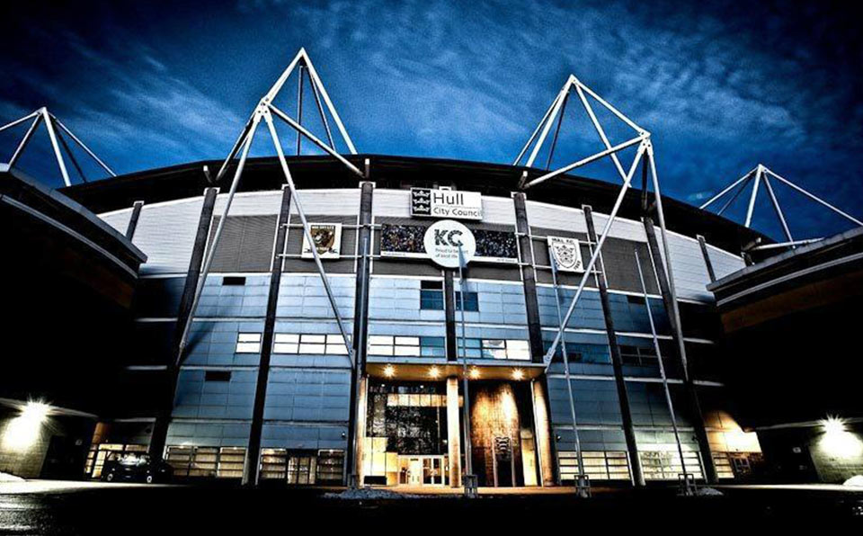 KC Stadium Hull