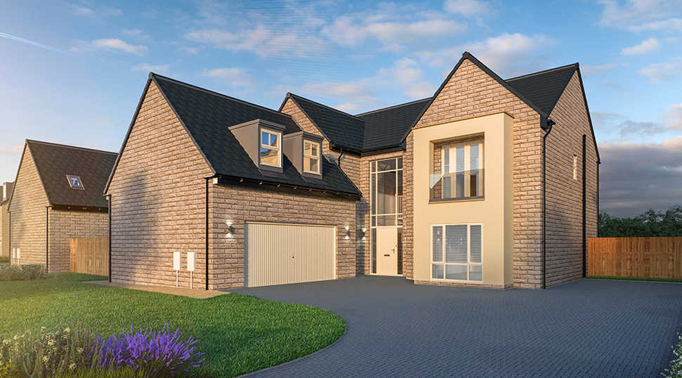 Esteem | 2 - 5 Bedroom Homes in Dishforth