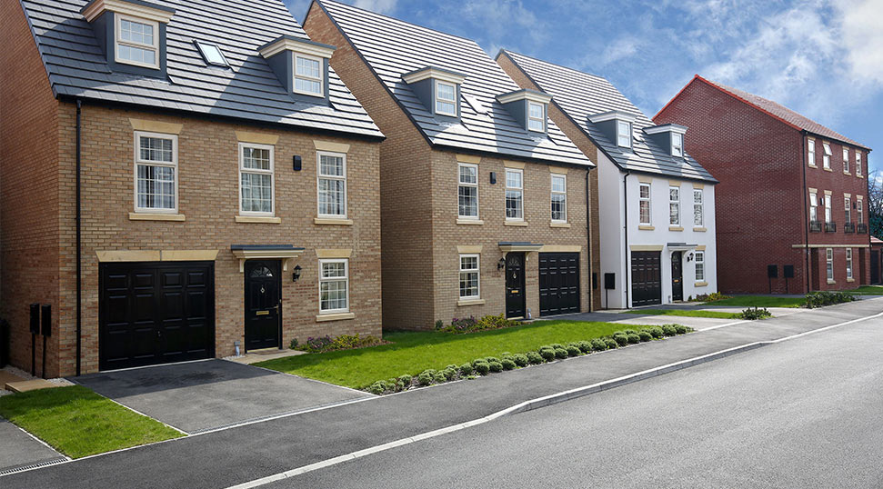 Opulence | 4 Bedroom Homes in Leicester